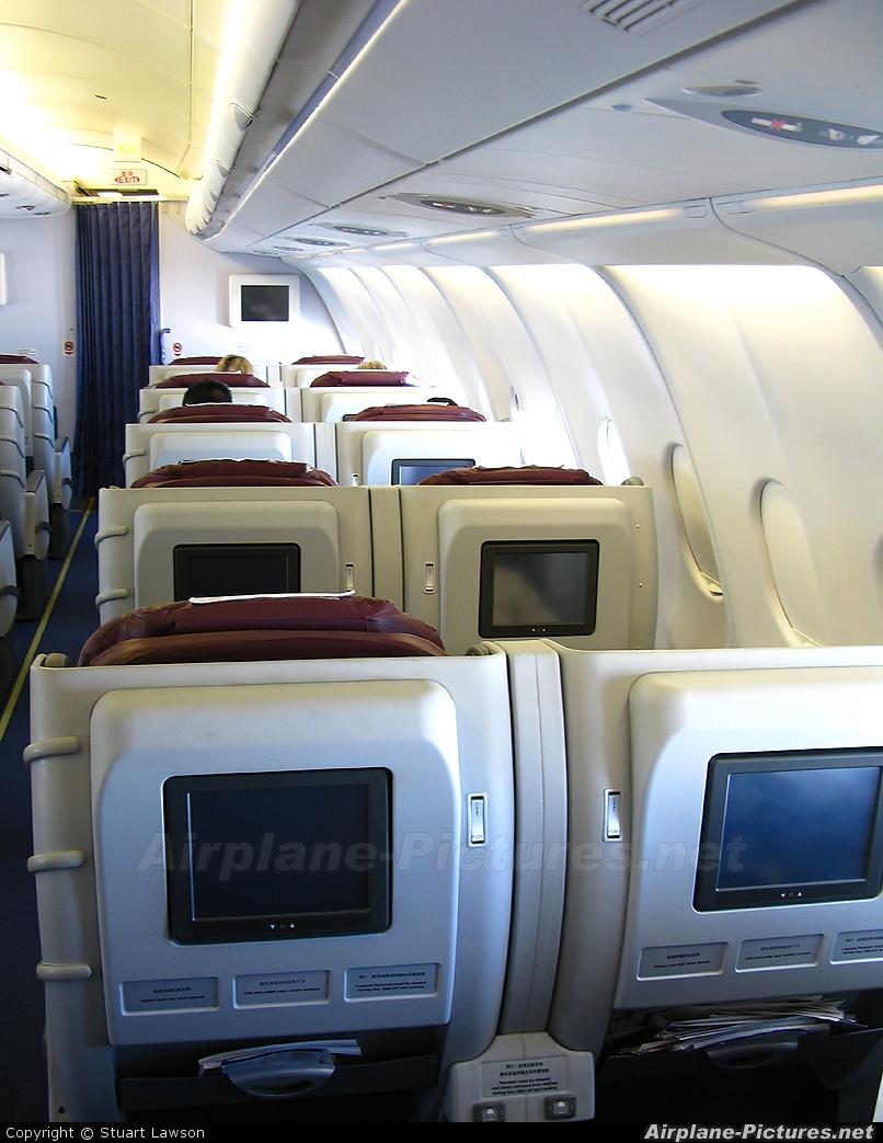China Airlines B-18309 aircraft at In Flight - International