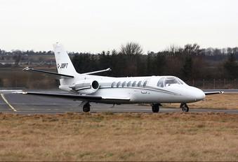 G-JOPT - Private Cessna 560 Citation V