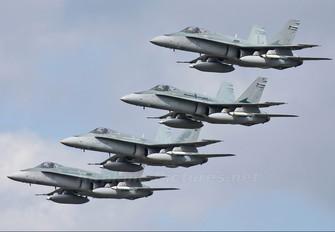 A21-7 - Australia - Air Force McDonnell Douglas F/A-18A Hornet