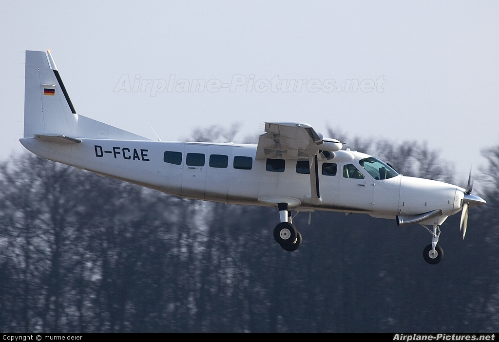 CAE Aviation D-FCAE aircraft at Luxembourg - Findel