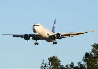 5N-BGH - Bellview Airlines Boeing 767-200ER