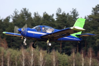 SP-AMS - Private Socata MS-893A Rallye Commodore