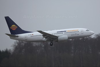 D-AHIC - Hamburg International Boeing 737-700