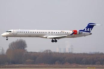 OY-KFC - SAS - Scandinavian Airlines Canadair CL-600 CRJ-900