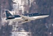 HB-VCN - Sonnig Rockwell Sabreliner 65 aircraft