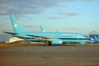 OY-MRL - Maersk Boeing 737-700
