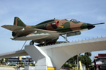 M32-31 - Malaysia - Air Force Douglas A-4 Skyhawk (all models)