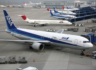 JA609A - ANA - All Nippon Airways Boeing 767-300