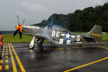N167F - Scandinavian Historic Flight North American P-51D Mustang