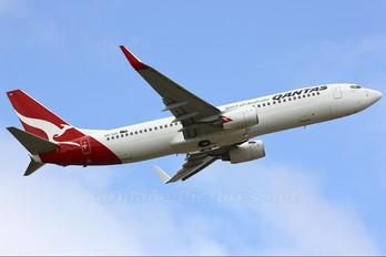 VH-VZC - QANTAS Boeing 737-800