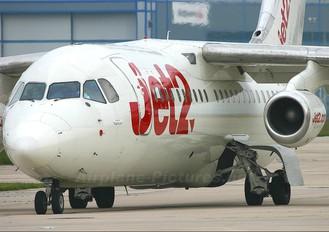 G-FLTC - Flightline British Aerospace BAe 146-300/Avro RJ100
