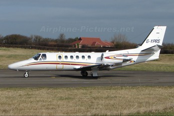 G-YPRS - Private Cessna 550 Citation Bravo