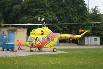 SP-ZXE - Polish Medical Air Rescue - Lotnicze Pogotowie Ratunkowe Mil Mi-2