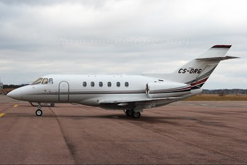 CS-DRG - NetJets Europe (Portugal) Hawker Beechcraft 800XP