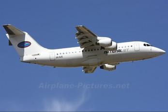 VH-NJG - National Jet Systems British Aerospace BAe 146-200/Avro RJ85