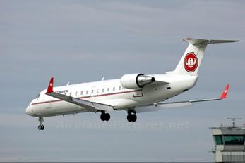 OY-RJJ - Cimber Air Canadair CL-600 CRJ-200