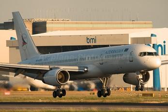 4K-AZ38 - Azerbaijan Airlines Boeing 757-200