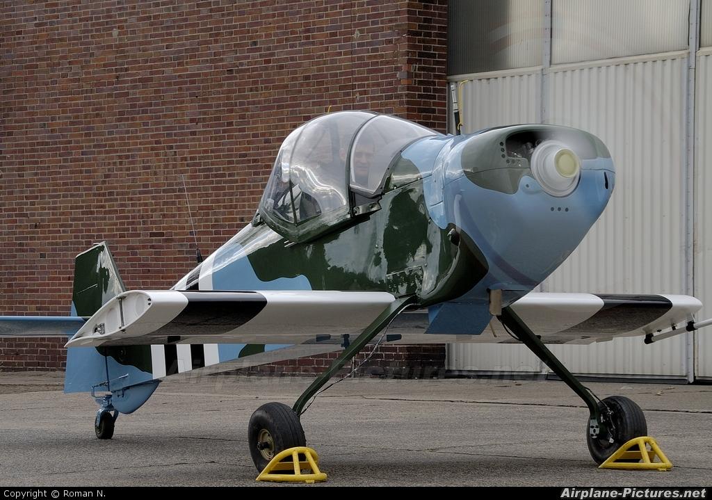 Private SP-YMC aircraft at Bydgoszcz - Szwederowo