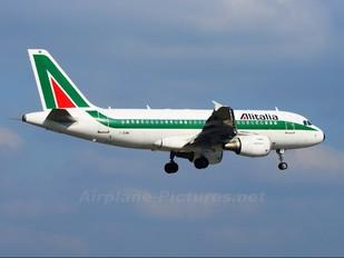 I-BIMI - Alitalia Airbus A319