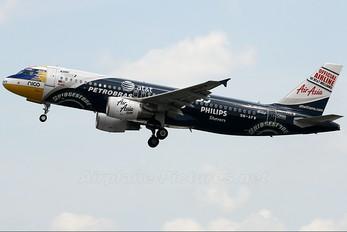 9M-AFW - AirAsia (Thailand) Airbus A320