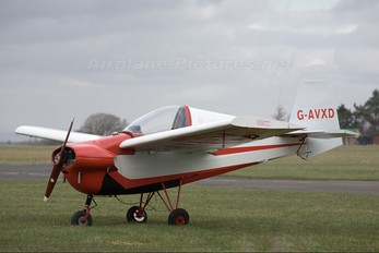 G-AVXD - Private Tipsy Nipper T.66