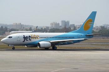 VT-JLA - Jet Lite India Boeing 737-700