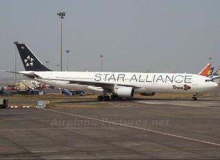 HS-TEL - Thai Airways Airbus A330-300