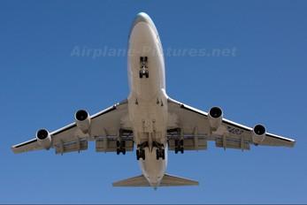 HL7483 - Korean Air Boeing 747-400F, ERF