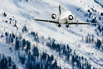 D-AETV - Air Independence Canadair CL-600 Challenger 604