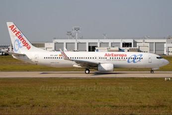 EC-JAP - Air Europa Boeing 737-800