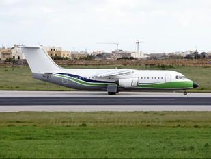 5A-DKQ - Air Libya British Aerospace BAe 146-300/Avro RJ100