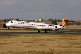 HB-JID - Iceland Express McDonnell Douglas MD-90
