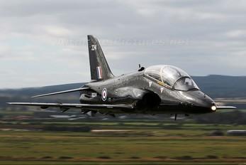XX224 - Royal Navy British Aerospace Hawk T.1/ 1A