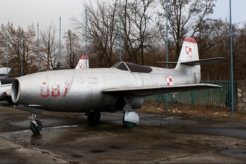 087 - Poland - Air Force Yakovlev Yak-23