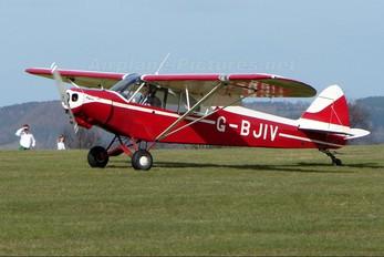 G-BJIV - Private Piper PA-18 Super Cub