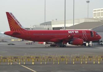 VT-EPK - Air India Airbus A320