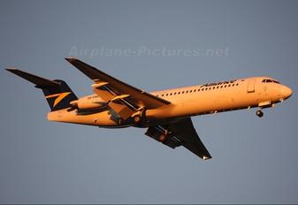 VH-FWH - Alliance Airlines Fokker 100