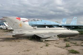 - - Russia - Air Force Mikoyan-Gurevich MiG-21PF