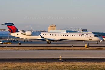 N181PQ - Delta Connection - Pinnacle Airlines Canadair CL-600 CRJ-900