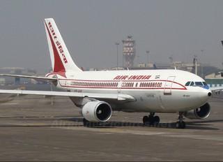 VT-AIB - Air India Airbus A310