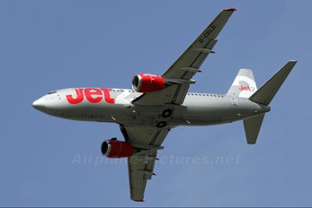 G-CELD - Jet2 Boeing 737-300