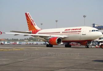 VT-EJK - Air India Airbus A310