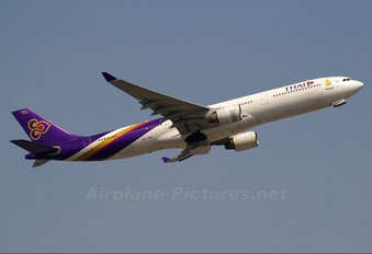 HS-TEF - Thai Airways Airbus A330-300