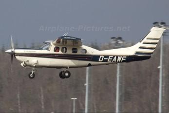 D-EAWF - Private Cessna 210 Centurion
