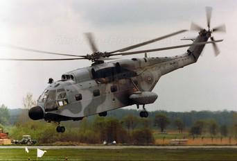 150 - France - Navy Sud Aviation SA-321 Super Frelon