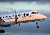 G-LGND - FlyBe - Loganair SAAB 340 aircraft
