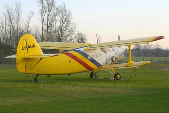LY-AUA - Private Antonov An-2