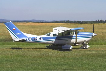 OK-HKE - Private Cessna 206 Stationair (all models)