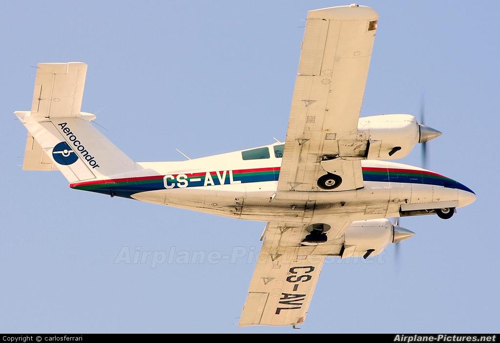 Aerocondor CS-AVL aircraft at Sintra