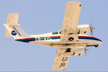 CS-AVL - Aerocondor Beechcraft 76 Duchess